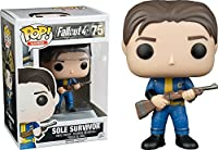 Funko Pop Games: Fallout 4-Vault Dweller Action Figure