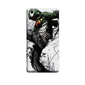 iCover Premium Printed Mobile Back Case Cover With Full protection For Sony Xperia M4 (Designer Case)