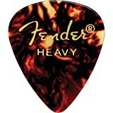 51BOTkDTu0L. SL160  Fender 351 Classic Celluloid Guitar Picks 12 Pack   Shell   Heavy