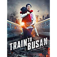Train to Busan HD Movie Rental
