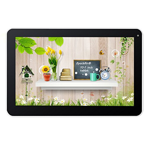 10.1 inch Tablet; Quad Core A31S Cortex A7 1.5Ghz Google Android 4.4.2 KitKat Tablet PC, 1GB RAM, 16GB Storage, Bluetooth, Dual Camera (Tablet 1gb Ram Quad Core 10 compare prices)