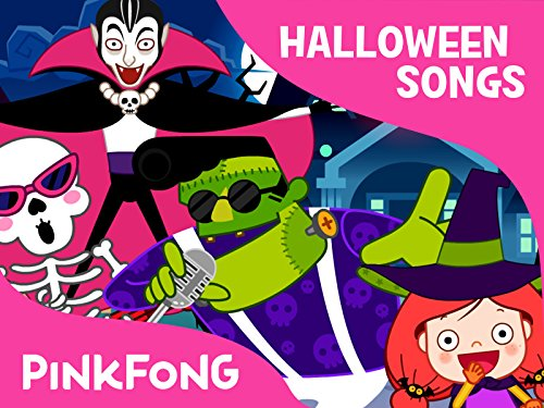 Pinkfong! Halloween Songs - Season 1