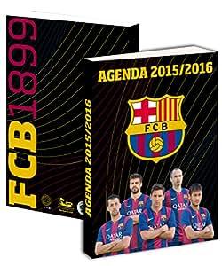 Agenda scolaire Barça 2015 / 2016 - Collection officielle FC BARCELONE - Rentrée scolaire Barcelona