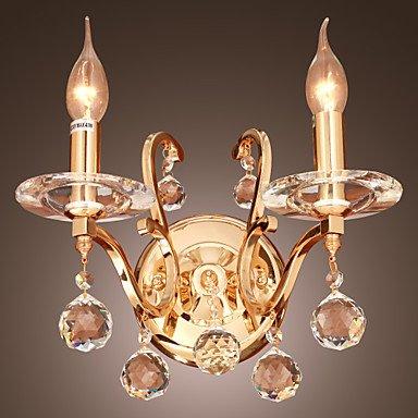 DORCHESTER - Lampe Murale Cristal - 2 slots š€ ampoule