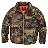Alpha Industries Men's Ice Vapor Utility Jacket