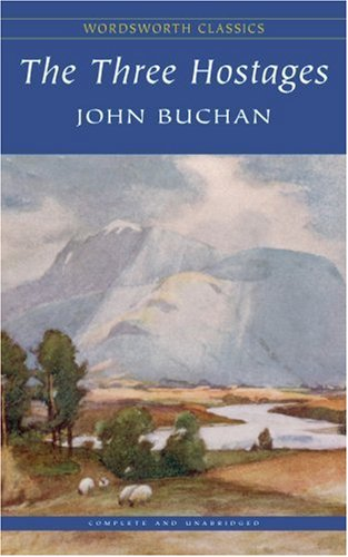 Three Hostages, JOHN A. BUCHAN