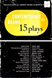 img - for Contemporary Drama: Fifteen Plays - American, English and Irish, European book / textbook / text book