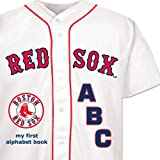 Boston Red Sox ABC my first alphabet book