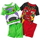 Disney/Pixar Cars & Toy Story Boys Summer Pajama Set
