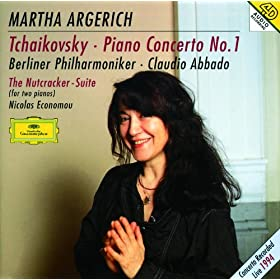 Tchaikovsky: Piano Concerto No.1; The Nutcracker Suite