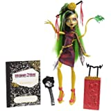 Monster High - Muñeca Scaris Jinafire Long (Mattel Y7645)