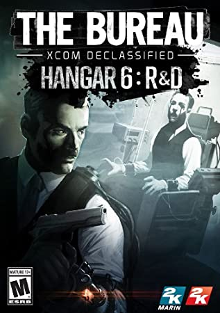 The Bureau: XCOM Declassified - Hangar 6 R&D [Online Game Code]