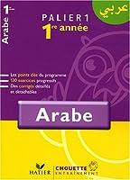 Arabe 1e année Palier 1 : Niveau A1/A1+ du CECR