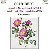 Streichquartette Vol.7