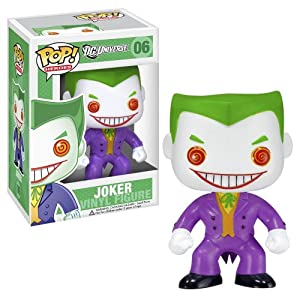 Amazon.com: Funko Joker POP Heroes: Toys & Games