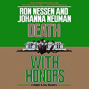Death with Honors Audiobook