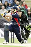 Cricket photo - Kevin Pietersen reverse sweep maximum - Medium - Print Only