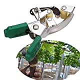 KINGSO Garden Ring Girdling Cutter Pruning Tools Fruit Trees Bark (Size:3-4cm)