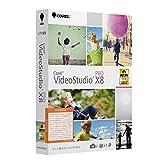 コーレル Corel VideoStudio Pro X8 特別優待版