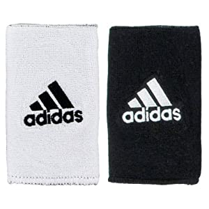 Buy Adidas Interval Large Reversible Wristband by adidas
