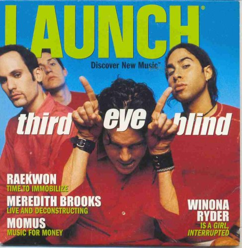 Launch CD-Rom 36 by Various Artists and Third Eye Blind