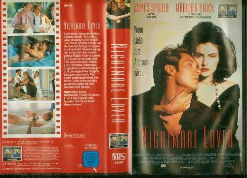 Nightmare Lover [VHS]
