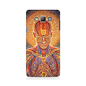 Ebby Human Mantra Premium Printed Case For Samsung Grand Prime 5308