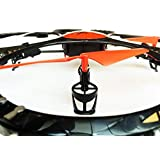 KBNBS Remote Controlled 6 Axis Gyro Drone Quadcopter (Black)