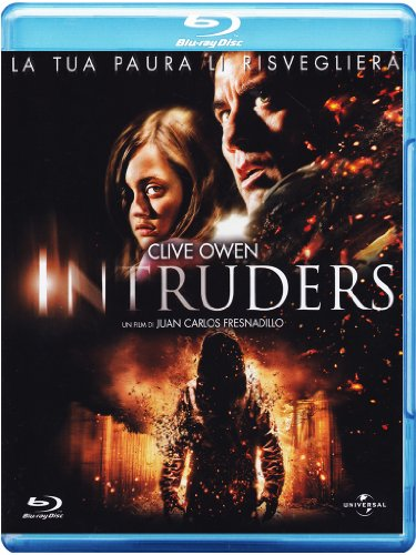 Intruders [Blu-ray] [IT Import]