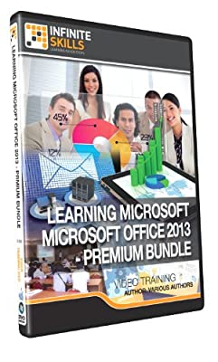 Learning Microsoft Office 2013 - Premium Bundle - Training DVD