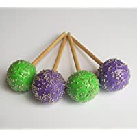 Cake Pops Purple And Green Set Of 4 Perfect For 18 Inch American Girl Dolls