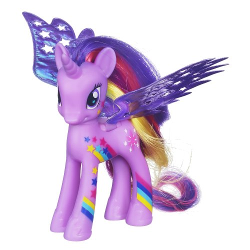My Little Pony Fantastic Flutters Princess Twilight Sparkle Figure Doll