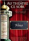 echange, troc Au Théâtre ce soir  Nina