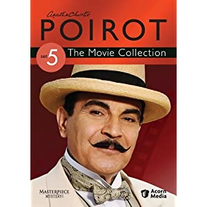 Agatha Christie's Poirot: The Movie Collection movie