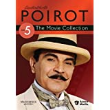Agatha Christie&#39;s Poirot: The Movie Collection - Set 5by David Suchet