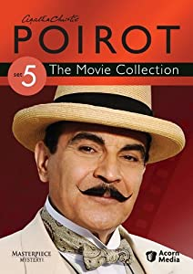 Agatha Christie's Poirot: The Movie Collection, Set 5