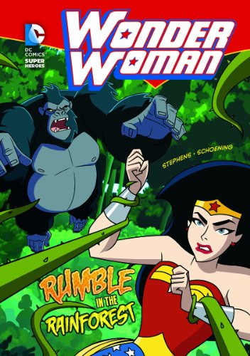 Wonder Woman: Rumble in the Rainforest (DC Super Heroes (Quality))