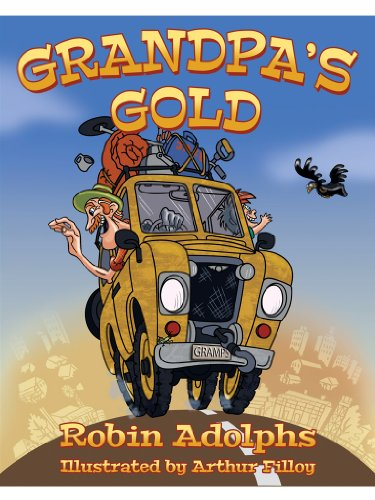 Grandpa's Gold by Robin Adolphs ebook deal