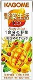 カゴメ 野菜生活100 フルーティーサラダ 200ml×24本 ランキングお取り寄せ