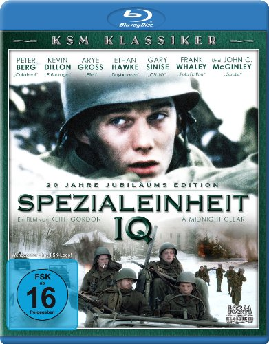 Spezialeinheit IQ - A Midnight Clear (KSM Klassiker) [Blu-ray]