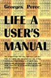 Georges Perec Life: A User's Manual (Harvill Panther)