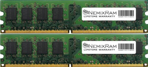 Certified Memory for DELL POWEREDGE 1950 DDR2 667MHz PC2-5300 Fully Buffered 8X2GB KOMPUTERBAY 16GB