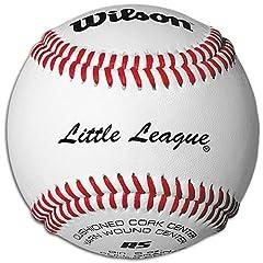 Buy One Dozen Wilson A1074BLL1 Little League® Baseball - Baseball by Wilson