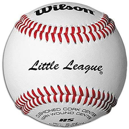 One Dozen Wilson A1074BLL1 Little League® Baseballs