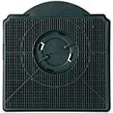 wpro chf303 filtre de hotte charbon type 303 forme carr avec casquette pour hottes whirlpool. Black Bedroom Furniture Sets. Home Design Ideas