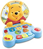 VTECH BABY 80-113804 - Winnie Puuh Erster Laptop