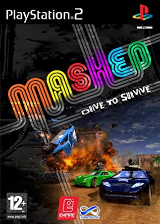 Mashed (Playstation 2)[Importación inglesa]