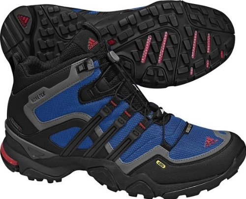 Adidas Terrex Fast X FM Gore-Tex Waterproof Walking Boots - 11