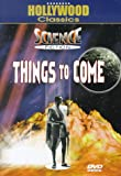 echange, troc Science Fiction 1: Things to Come [Import USA Zone 1]