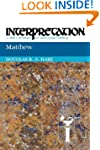 Matthew (Interpretation: A Bible Comm...